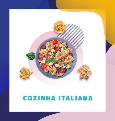 Cozinha Italiana – ONLINE