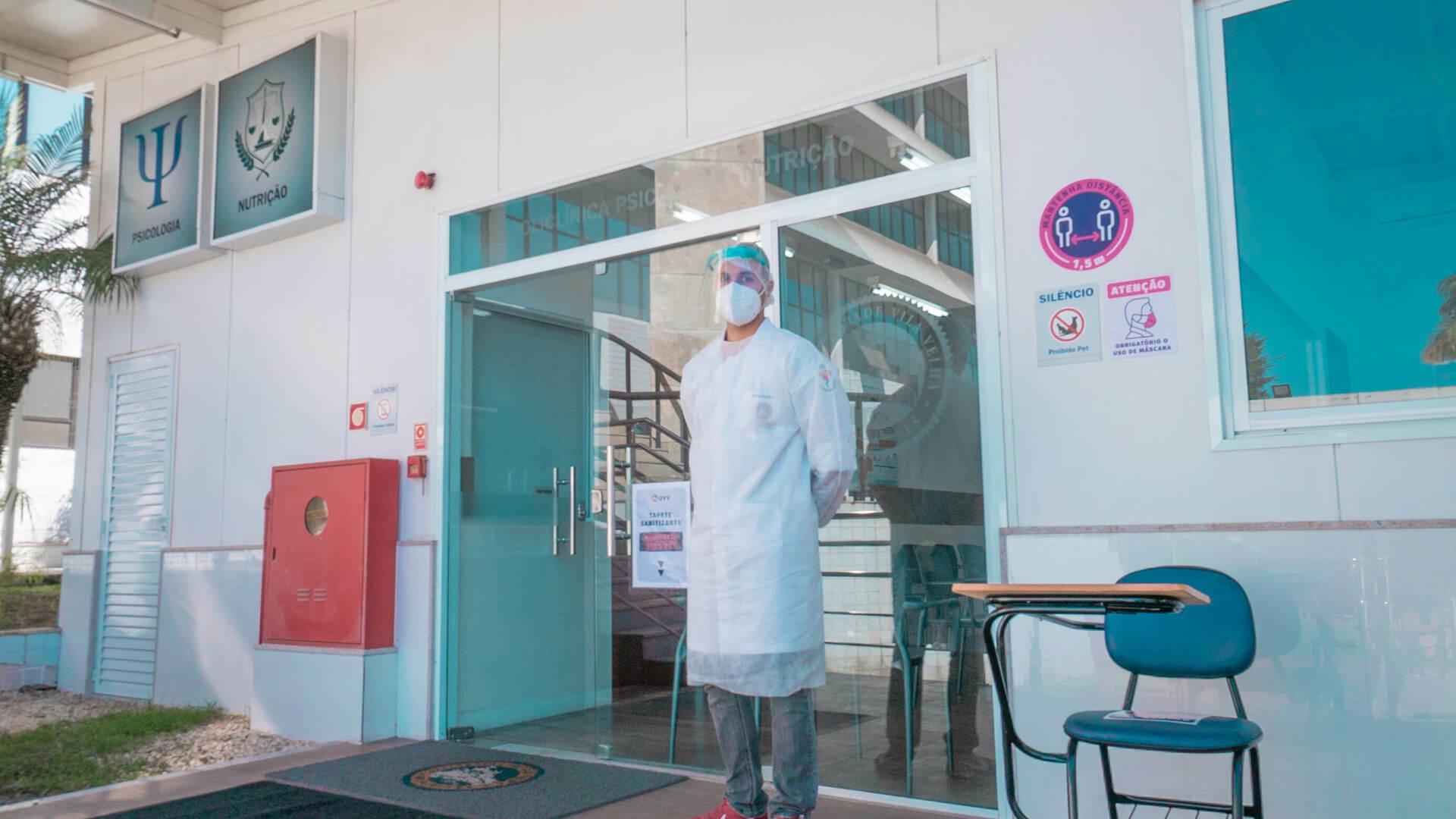 Clínica de Nutrição UVV abre vagas para novos atendimentos com protocolo especial de combate ao Covid-19