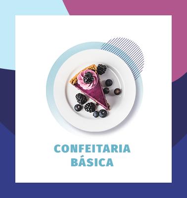 Confeitaria Básica – ONLINE
