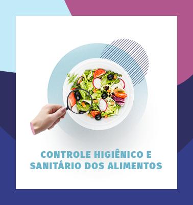 Controle Higiênico e Sanitário dos Alimentos – ONLINE