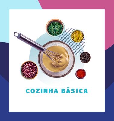 Cozinha Básica – ONLINE