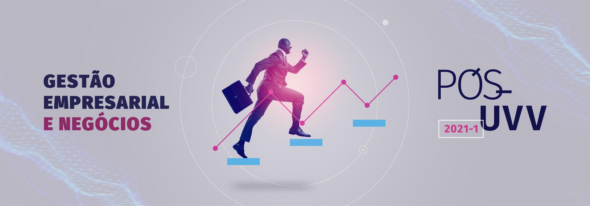 Faça Pós-Graduação em Gestão Empresarial e Negócios